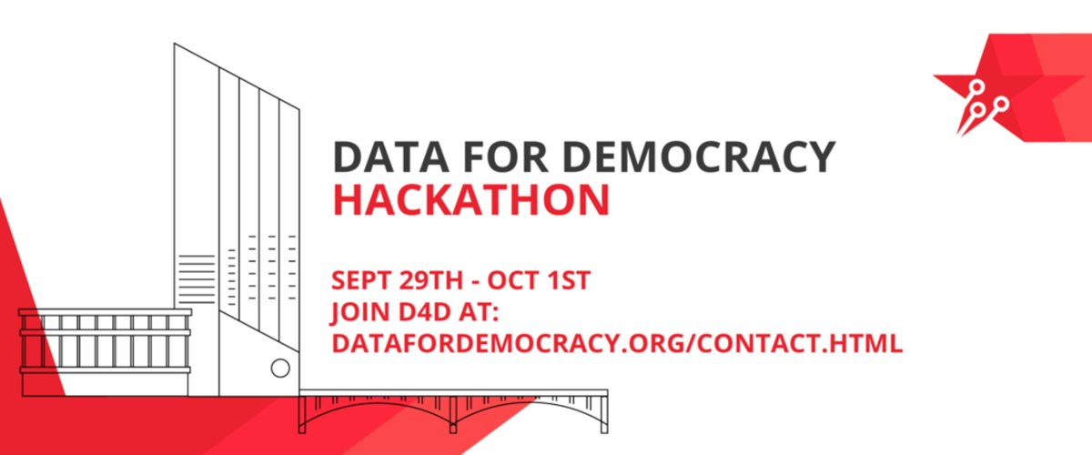 Data for Democracy Hackathon in Louisville feature image